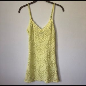 Free people lace chemise